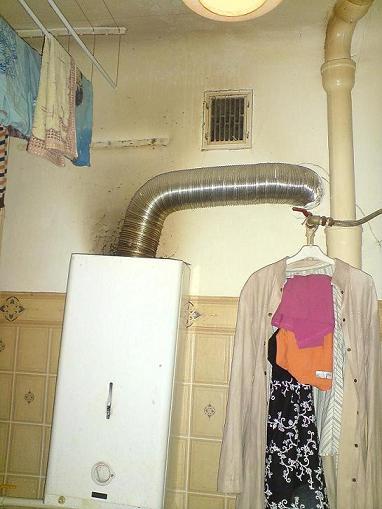 Piecyk gazowy (gazowy podgrzewacz wody użytkowej)